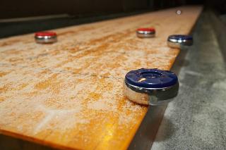 SOLO® Shuffleboard Movers Hanover, Pennsylvania.